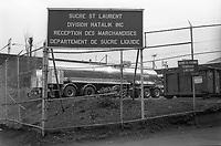 usine Sucre Lantic, vers 1985, date inconnue