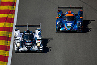 ELMS 4 HOURS OF SPA FRANCORCHAMPS (BEL) ROUND 2 08/07-09/2020