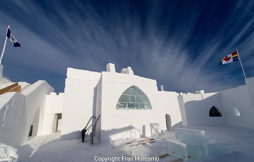 Snowking Castle