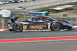 Max Angelelli (10), Driver of Wayne Taylor Racing Corvette in action during the Grand-Am of the Americas practice and qualifying sessions at the Circuit of the Americas race track in Austin,Texas...