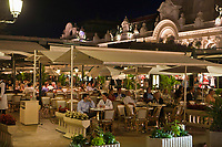 Europe/Monaco/Monte Carlo: Terrasse du Café de Paris [Non destiné à un usage publicitaire - Not intended for an advertising use]