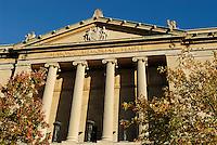 Canada, Montreal, Masonic Memorial Temple