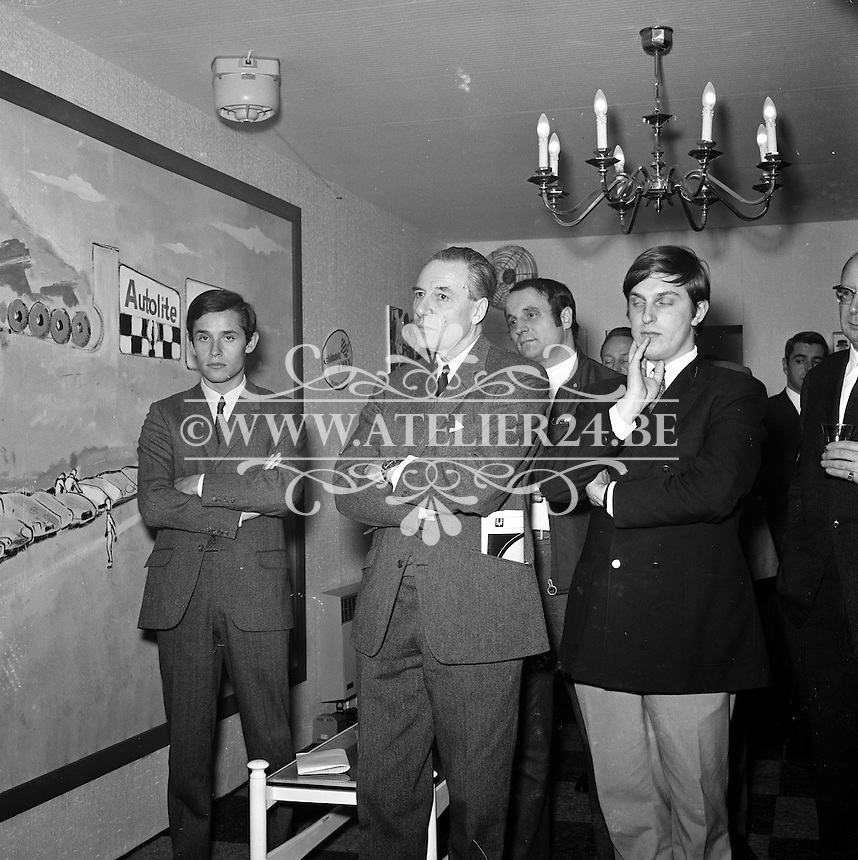 Januari 1970. Jacky Ickx.