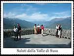 From Valle di Susa