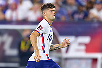 5th September 2021; Nashville, TN, USA;  United States forward Christian Pulisic during a CONCACAF World Cup qualifying match between the United States and Canada on September 5, 2021 at Nissan Stadium in Nashville, TN.