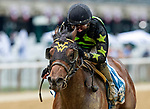June 4, 2021:  Overbore with Joel Rosario wins the Tremont Stakes at Belmont Park in Elmont, New York on June 4, 2021. Evers/Eclipse Sportswire/CSM