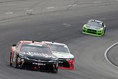 #20: Christopher Bell, Joe Gibbs Racing, Toyota Camry GameStop/Hello Neighbor #18: Ryan Preece, Joe Gibbs Racing, Toyota Camry Ruud/RTP