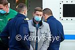 Hugh Cash at Killarney Court on Tuesday.