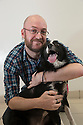 06/01/16<br /> <br /> Tim Gray with Holly at the PDSA Pet Hospital in Leicester.<br /> <br /> Holly is an 18-month-old Border Collie who was brought into PDSA's Leicester Pet Hospital suffering with acute peritonitis. Her chances of survival were as low as 1 in 10 but thanks to the tireless efforts of staff and three life-saving operations, Holly pulled through and is on the road to making a full recovery. Mr and Mrs Gray are extremely grateful for the care given by PDSA and their son Tim has even started a fundraising challenge – a dryathlon in January – to raise money for the charity.<br /> <br /> All Rights Reserved: F Stop Press Ltd. +44(0)1335 418365   +44 (0)7765 242650 www.fstoppress.com