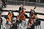 Sul Belvedere di Villa Rufolo, <br /> Orchestra Mozart<br /> Direttore Daniele Gatti<br /> Musiche di Schubert, Wagner, Mozart