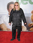 Penny Marshall at The Universal Pictures' L.A. Premiere of TED held at The Grauman's Chinese Theatre in Hollywood, California on June 21,2012                                                                               © 2012 Hollywood Press Agency