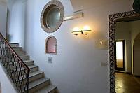 Italien, Capri, Casa Rossa in Anacapri