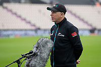 Gary Stead, New Zealand head coach, during India vs New Zealand, ICC World Test Championship Final Cricket at The Hampshire Bowl on 20th June 2021