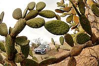 Sebastien Ogier (FR) / Julien Ingrassia (FR) - Volkswagen Polo WRC<br /> <br /> <br />  <br /> Rally Messico 2016 <br /> Foto Andre Lavadinho / Panoramic / Insidefoto