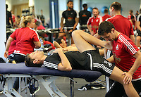 Pictured: Federico Fernandez Sunday 28 June 2015<br />