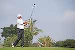 Mark O'Meara plays during the World Celebrity Pro-Am 2016 Mission Hills China Golf Tournament on 23 October 2016, in Haikou, Hainan province, China. Photo by Victor Fraile / Power Sport Images