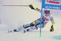 20th December 2020; Alta Badia, South-Tyrol, Italy; International Ski Federation World Cup Alpine Skiing, Giant Slalom; Atle Lie McGrath (NOR)