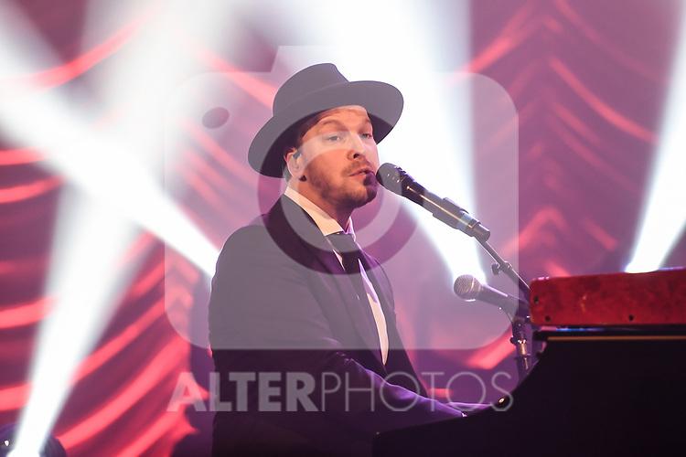 Gavin Degraw en concert acoustique a Paris au Trianon