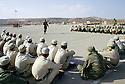 Irak 2000.Entrainement militaire au camp de Zawita du parti KDP .Iraq 2000.Training in Zawita military camp