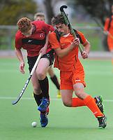 140712 Men's Hockey Under-18 Final - Canterbury v Midlands