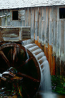 John P. Cable Grist Mill<br /> Cable Mill area, Cades Cove<br /> Great Smoky Mountains National Park<br /> Tennessee