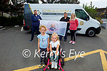 O'Sullivan Bathrooms Tralee donated a €6000 Bathroom Renovation to Help Rose Bloom at their offices in Monavalley on Friday. Front: Katie and Rose O'Flaherty. Back l to r: Ian O'Sullivan with Thomas and Karen O'Flaherty