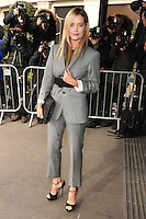 Laura Whitmore<br /> arriving for the TRIC Awards 2016 at the Grosvenor House Hotel, Park Lane, London<br /> <br /> <br /> ©Ash Knotek  D3095 08/03/2016