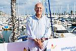 Italian director Ruggero Deodato pose to the media at the photocall in the port at Festival de Cine Fantastico de Sitges in Barcelona. October 11, Spain. 2016. (ALTERPHOTOS/BorjaB.Hojas)