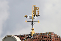 The weather vane during Warwickshire CCC vs Essex CCC, Specsavers County Championship Division 1 Cricket at Edgbaston Stadium on 10th September 2019
