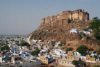 Festung, Jodhpur (Rajasthan), Indien