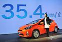 Toyota Launches AQUA