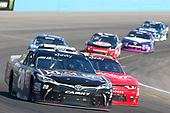 2017 NASCAR Xfinity Series<br /> DC Solar 200<br /> Phoenix International Raceway, Avondale, AZ USA<br /> Saturday 18 March 2017<br /> Erik Jones, Reser's Main St Bistro Toyota Camry Justin Allgaier<br /> World Copyright: Matthew T. Thacker/LAT Images<br /> ref: Digital Image 17PHX1mt1421