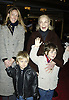 Siesel Robards, her children  and mother-in-law Lauren Bacall ..at The Opening of Disney Live! Winnie The Pooh on December 7, 2005 at the Beacon Theatre. ..Photo by Robin Platzer, Twin Images