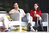 Alex Hogh Anderson und Josefin Asplund at German Comic Con Dortmund Limited Edition, Dortmund, Germany - 12 Sep 2021 ***FOR USA ONLY** Credit: Action Press/MediaPunch