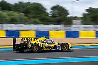 #29 Racing Team Nederland Oreca 07 - Gibson LMP2, Frits Van Eerd, Giedo Van Der Garde, Job Van Uitert, 24 Hours of Le Mans , Free Practice 1, Circuit des 24 Heures, Le Mans, Pays da Loire, France
