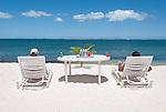 A perfect way to relax on the remote island of Kiritimati in Kiribati