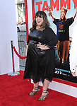 Melissa McCarthy at The Warner Bros. Pictures' L.A. Premiere of Tammy held at The TCL Chinese Theatre in Hollywood, California on June 30,2014                                                                               © 2014 Hollywood Press Agency
