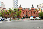 Japanese Municipal Tax & Customs Office. Built In 1915, Dalian (Dalny/Dairen).
