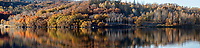 Fall colors have arrived at Kolob Reservoir in Southern Utah.