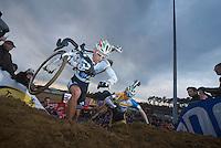 Sven Nys (BEL)<br /> <br /> UCI Worldcup Heusden-Zolder Limburg 2013
