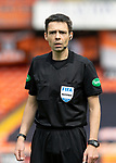 Dundee United v St Johnstone…..01.08.20   Tannadice  SPFL<br />Referee Kevin Clancy<br />Picture by Graeme Hart.<br />Copyright Perthshire Picture Agency<br />Tel: 01738 623350  Mobile: 07990 594431
