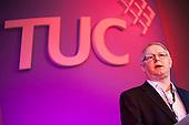 Ronnie Draper, BFAWU General Secretary. TUC Congress 2011 London.