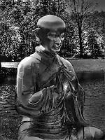 Buddhist Sculpture Pawling NY USA