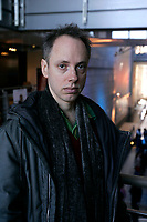 October 19 2004, Montreal (Quebec) CANADA<br /> Todd Solondz  at the New Cinema Festival in Montreal<br /> Photo (c) 2004) P Roussel / Images Distribution