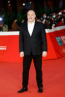 The American actor Vincent D'Onofrio poses for photographers during the red carpet of the film The Eyes of Tammy Faye at the 16th edition of the Rome Film Fest . Rome (Italy), October 14th 2021<br /> Photo Samantha Zucchi Insidefoto