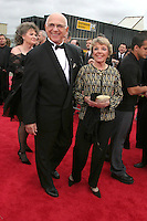 GAVIN MC LEOD AND WIFE PATTI.3RD ANNUAL TV LAND AWARDS.SANTA MONICA, CA.MARCH 13, 2005.©2005 KATHY HUTCHINS /HUTCHINS PHOTO...