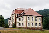 Schloss Fechenbach, Collenberg Kreis Miltenberg in Unetrfranken, Bayern, Deutschland