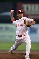 July 11 2009: Ricardo Penalba of the Vancouver Canadians during game against the Boise Hawks at Nat Bailey Stadium in Vancouver,BC..Photo by Larry Goren/Four Seam Images