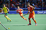 The Hague, Netherlands, June 15: Valentin Verga #10 of The Netherlands looks on during the field hockey gold match (Men) between Australia and The Netherlands on June 15, 2014 during the World Cup 2014 at Kyocera Stadium in The Hague, Netherlands. Final score 6-1 (2-1)  (Photo by Dirk Markgraf / www.265-images.com) *** Local caption ***