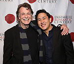"""John Noble and Henry Wang attends the Opening Night Celebration for Ensemble for the Romantic Century Off-Broadway Premiere of<br />""""Maestro"""" at the West Bank Cafe on January 15, 2019 in New York City."""